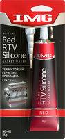 Герметик прокладок термостойкий (красный) 85г. IMG