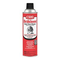 Очиститель тормозных механизмов CRC Brakleen Brake Parts Cleanerl, аэрозоль 539гр.