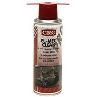 Очиститель электромеханического оборудования CRC EL-MEC CLEAN, аэрозоль 200мл.