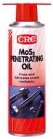 Смазка проникающая с дисульфидом молибдена CRC MoS2 PENETRATING OIL, аэрозоль 300мл.