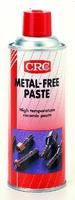 Смазка термостойкая на керамической основе CRC METAL FREE PASTE, аэрозоль 300мл.