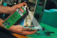 Очиститель электрических контактов быстросохнующий CRC QD CONTACT CLEANER, аэрозоль 300мл.
