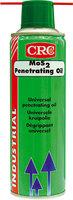 Смазка проникающая с дисульфидом молибдена CRC PENETRATING OIL + MoS2 IND, аэрозоль 300мл.