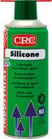 Смазка силиконовая для пищевой промышленности CRC SILICONE, аэрозоль 400мл.