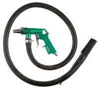 """Пистолет KRAFTOOL """"EXPERT QUALITAT"""" пескоструйный с выносным шлангом, рабочее давление 5 атмосфер"""