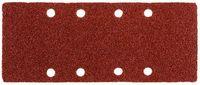 Лист шлифовальный универсальный STAYER на зажимах, 8 отверстий по краю, для ПШМ