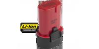 Батарея ЗУБР аккумуляторная для дрелей-шуруповертов, 1,5А/ч, 7,2В