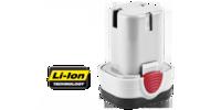 Батарея ЗУБР аккумуляторная литиевая для шуруповертов, 1,3А/ч, 10,8В