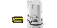 Батарея ЗУБР аккумуляторная литиевая для шуруповертов, 1,3А/ч, 12В