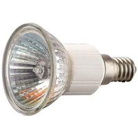 Лампа галогенная СВЕТОЗАР с защитным стеклом, цоколь E14