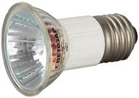 Лампа галогенная СВЕТОЗАР с защитным стеклом, цоколь E27, диаметр 51мм