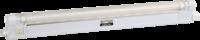 Светильник люминесцентный СВЕТОЗАР с плафоном и выключателем, лампа Т4, 220В