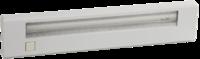 Светильник люминесцентный СВЕТОЗАР с плафоном и выключателем, лампа Т5