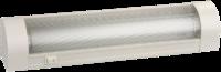 Светильник люминесцентный СВЕТОЗАР с плафоном и выключателем, угловой, лампа Т8, 220В