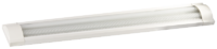 Светильник люминесцентный СВЕТОЗАР с плафоном, 2 лампы Т8, 220В
