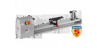 Станок ЗУБР токарный по дереву, 4 скорости, длина 1000мм, d 350мм, 350Вт