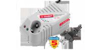 Устройство быстрозарядное ЗУБР универсальное для АКБ, 50Гц / 7,2-24В, 0,3-2 А, 220В
