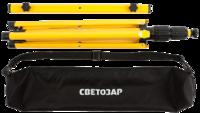 Штатив переносной для 2-х прожекторов, 1,6м, сумка