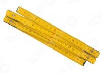 Метр STAYER складной деревянный, 2м