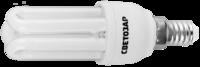 """Энергосберегающая лампа СВЕТОЗАР""""U-КЛАССИКА""""стержень,цоколь E27(стандарт)"""