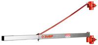 Кран-балка ЗУБР для ЭлектроТельфера, длина балки 1100 мм, 600 кг