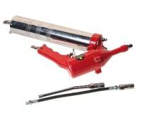 Солидолонагнетатель пневматический 500 мл/картридж 470мл (max 400 бар) ЭВРИКА