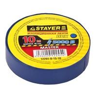 "Изолента STAYER ""MASTER"", ПВХ, 5000 В, 15мм х 10м"