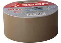 """Лента ЗУБР """"МАСТЕР"""" клеящая, коричневая, усиленная прочность, толщина 50 мк, 48мм х 60м"""